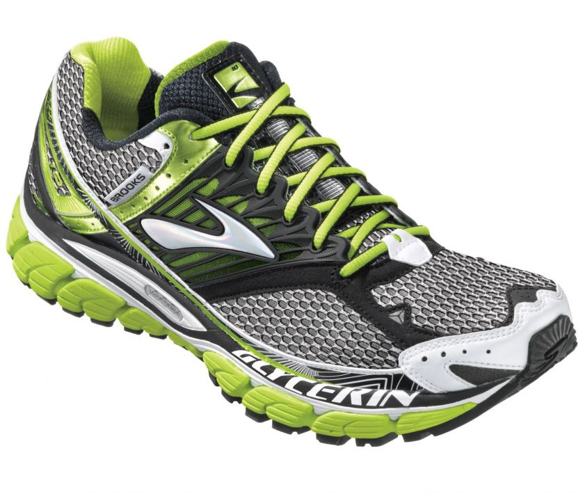 zapatillas running brooks glycerin 24 green