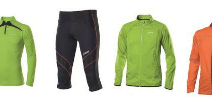 ASICS Motion Technology, así son las nuevas prendas running para este invierno