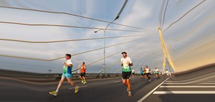 La tirada larga en maratón: La tirada en progresión