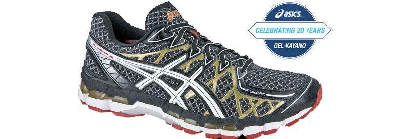 Asics Gel Kayano 20, así son zapatillas pronadoras de la marca japonesa