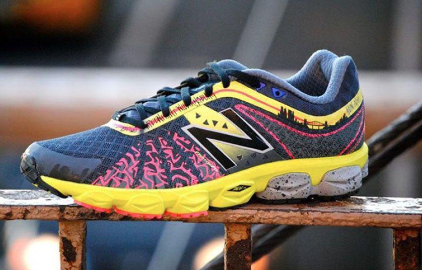 magasin d'usine cb044 62a06 New Balance 890v4 NYC, edición especial Maratón de New York