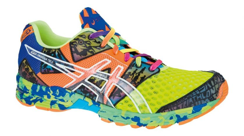 asics gel noosa tri 8 descripcion