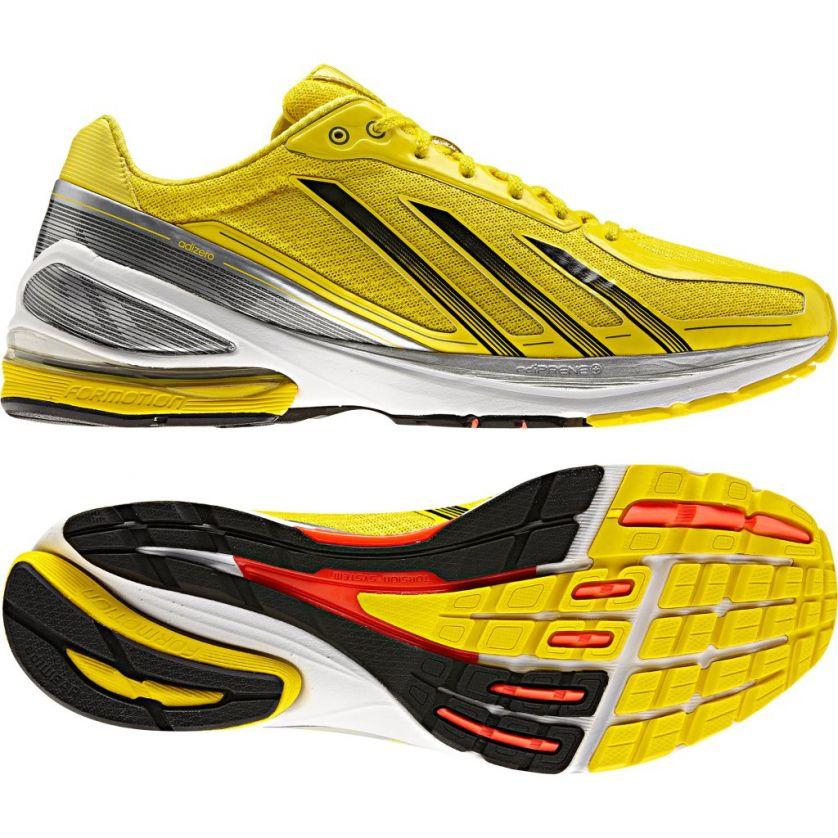 zapatillas adidas adizero amarillo