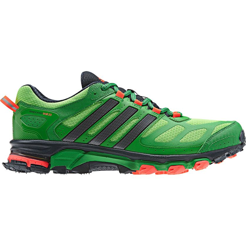 Puro Roca Apariencia  Adidas Response Trail 20: Características - Zapatillas Running | Runnea