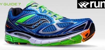 Fotos de las nuevas zapatillas Saucony Guide 7