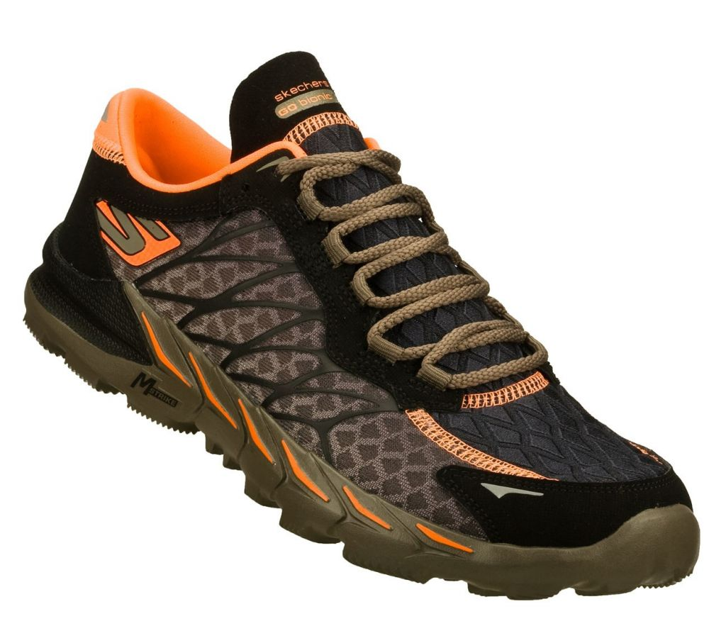The Trail Aficionado: Skechers GObionic Trail Shoe Review