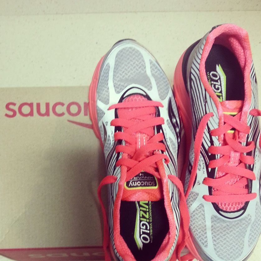 zapatillas saucony running mujer