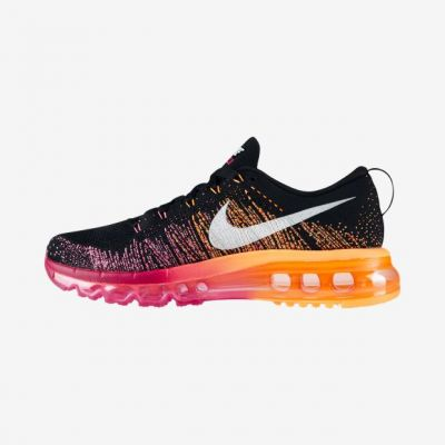 air max flyknit bianche