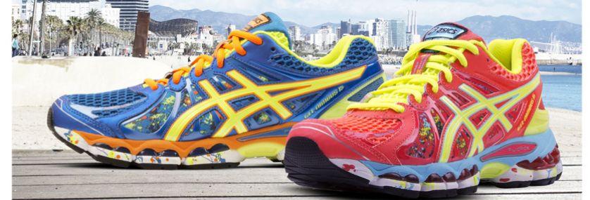09f4d45e78773 Asics fabrica 1500 modelos de sus Asics Gel Nimbus 15 conmemorativas del  Maratón de Barcelona