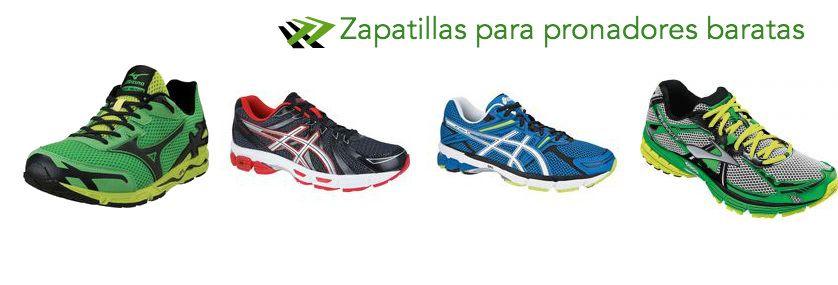lino Jirafa clima  4 zapatillas de running baratas para pronadores