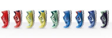 Nike Free, correr puede ser muy cool