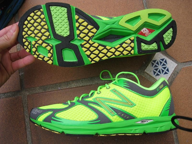 pretty nice 19889 5ba54 New Balance RC1400: Review - Zapatillas Running | Runnea