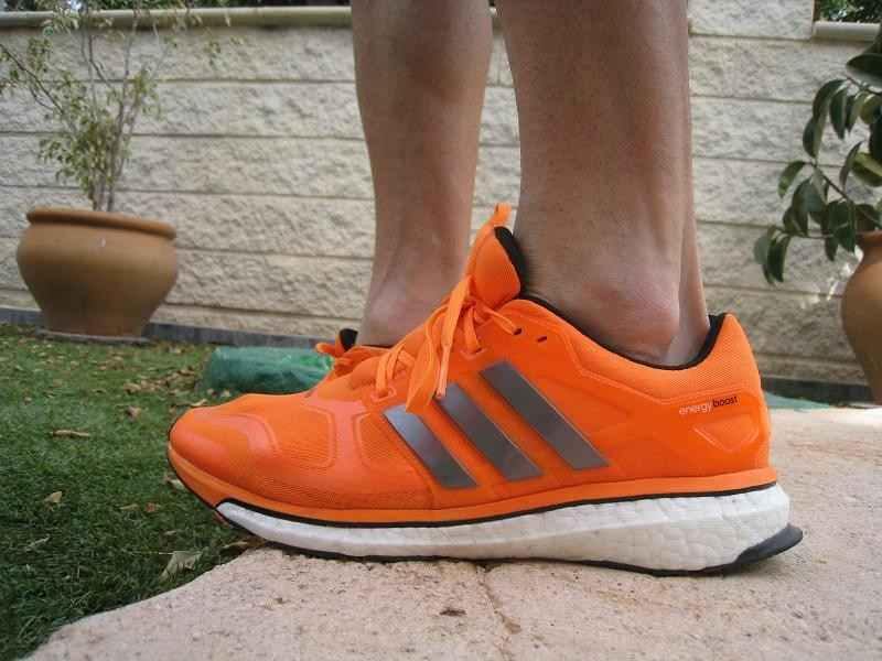 Adidas Energy Boost Naranjas