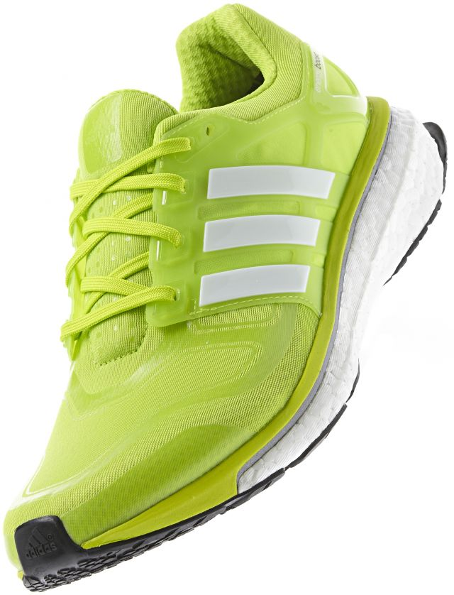 zapatillas adidas verdes boost