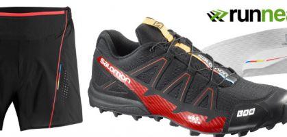 Salomon presenta su línea S-LAB 2014 para corredores de trail running