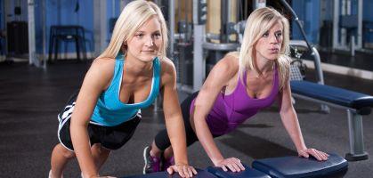 Fitness: disciplinas que más grasa y calorías queman