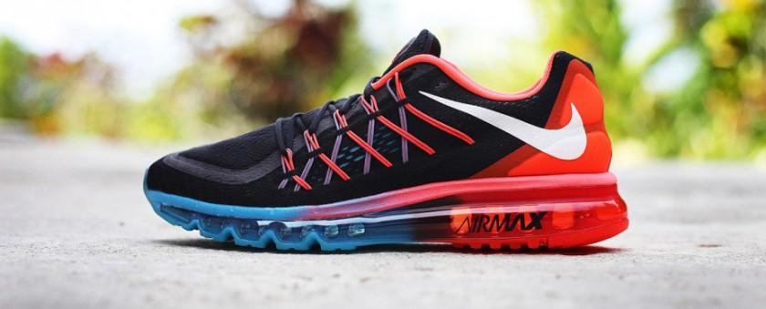 Nike Air Max 2015 rojas