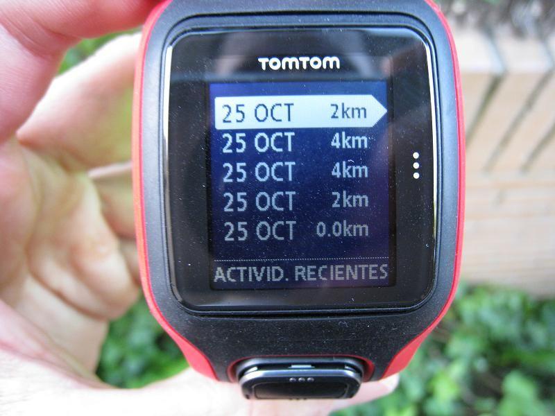 TomTom Multi Sport Cardio gps