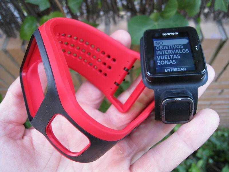 d592e0ec35f0 TomTom Multi Sport Cardio  Review - Reloj deportivo