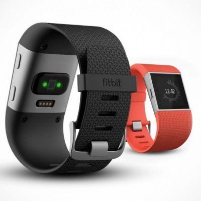 Pulsera de actividad Fitbit  Surge