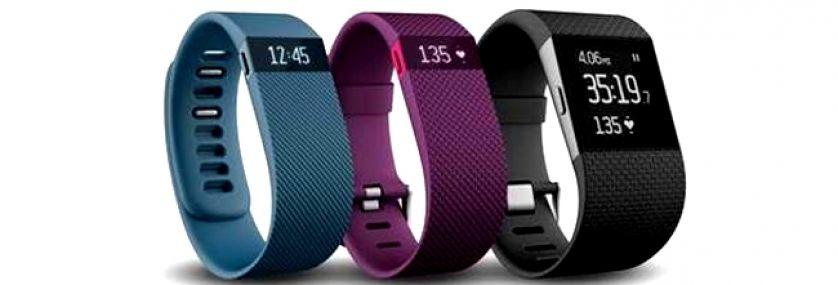 Fitbit Surge, Fitbit Charge y Fitbit Charge HR, así son nuevos dispositivos cuantificadores de la marca americana