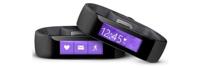 Microsoft Band, la nueva pulsera para fitness y monitorizar tu actividad diaria
