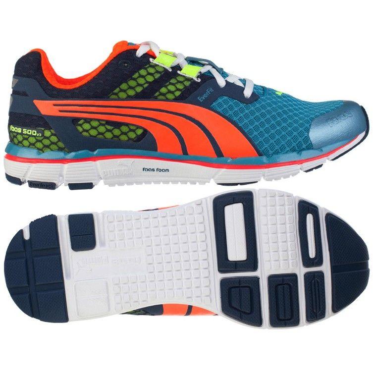 Puma Faas 500 V3  Características - Zapatillas Running  d93059074