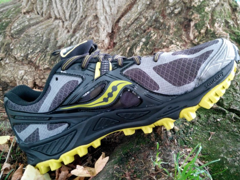 zapatillas saucony trail