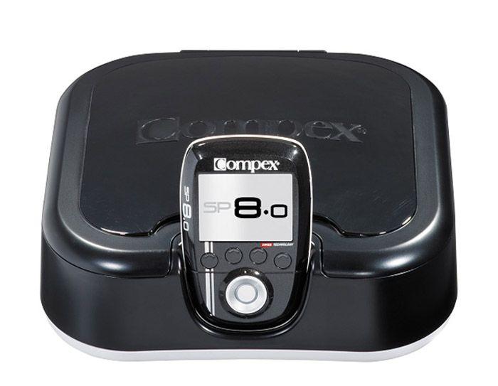 Compex S.P8.0, electroestimulación «tope de gama» para mejorar tus resultados