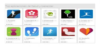 Las 9 mejores apps de fitness para Android