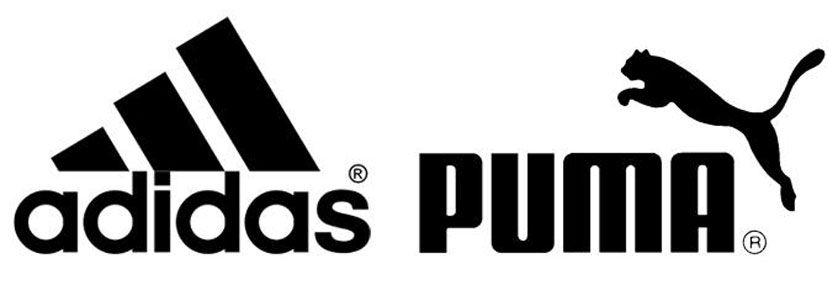 en venta precio inmejorable compra especial Adidas vs Puma: Historia y logotipos de las marcas