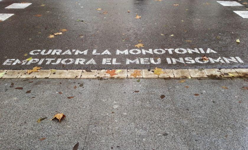 monotonia entrenamiento