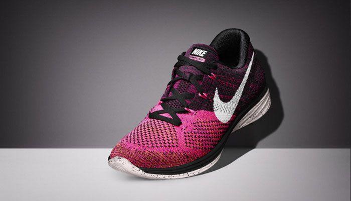 sale retailer 5364b 13d51 zapatilla running mujer Nike Flyknit Lunar 3