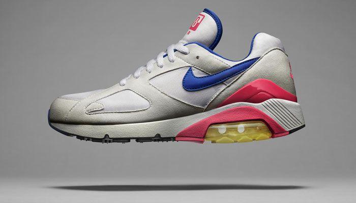 zapatillas nike air max de los años 90