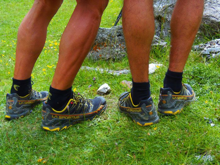 La Sportiva Ultra Raptor, estabilidad, sujeción, protección y confort para devorar kilómetros en la montaña