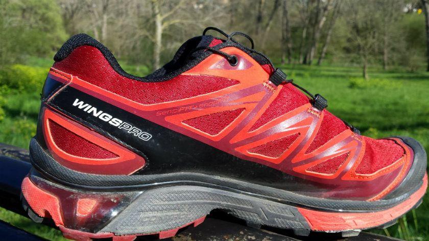 extremadamente único zapatos casuales última venta Salomon Wings PRO: Review - Zapatillas Running | Runnea