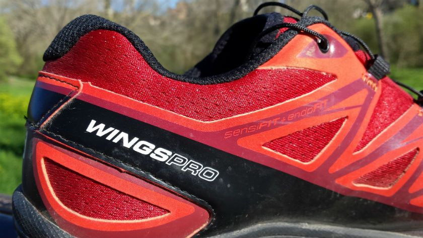 Salomon Wings PRO: Review - Zapatillas Running | Runnea