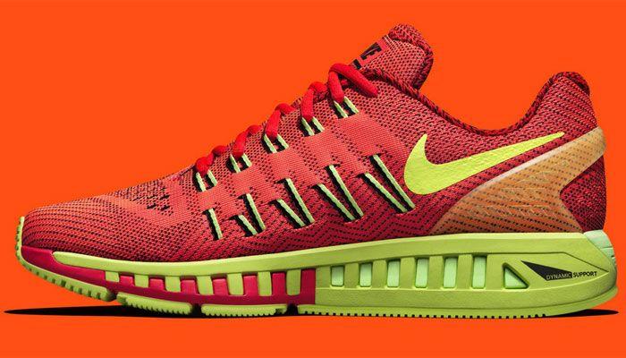 Nike Air Zoom, la amortiguación más reactiva para correr más rápido