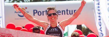 """Marina Damlaimcourt: """"La mujer deportista se implica más y se toma más en serio el deporte"""""""
