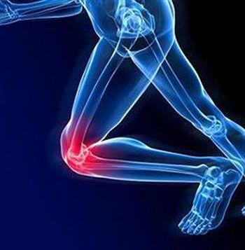 Lesiones de rodilla: tratamiento con láser de alta potencia
