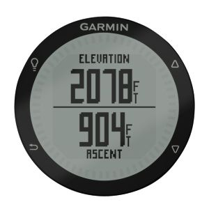 Garmin Fenix altimetro