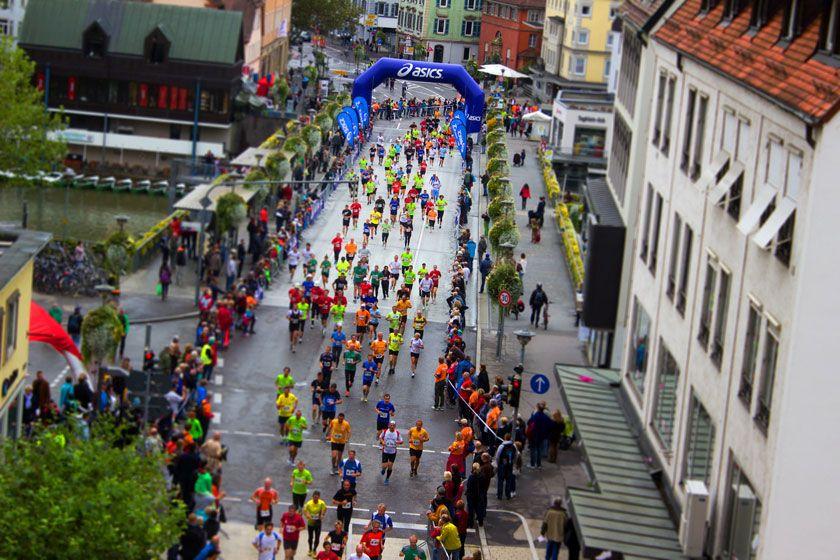 Correr un maratón: 7 consejos de nutrución para llegar a meta