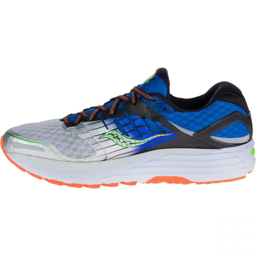 saucony triumph iso 2 mujer rojas