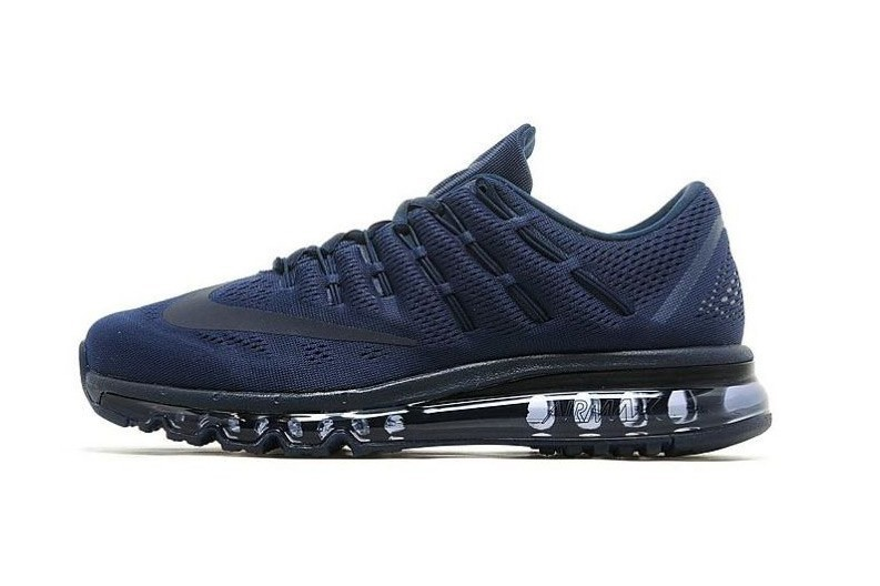 Zapatillas Nike Air Max 2016 Azules