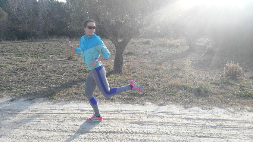 Sandra Corcuera, campeona del mundo de Retrorunning: «Me he lesionado más corriendo hacia delante que hacia atrás»