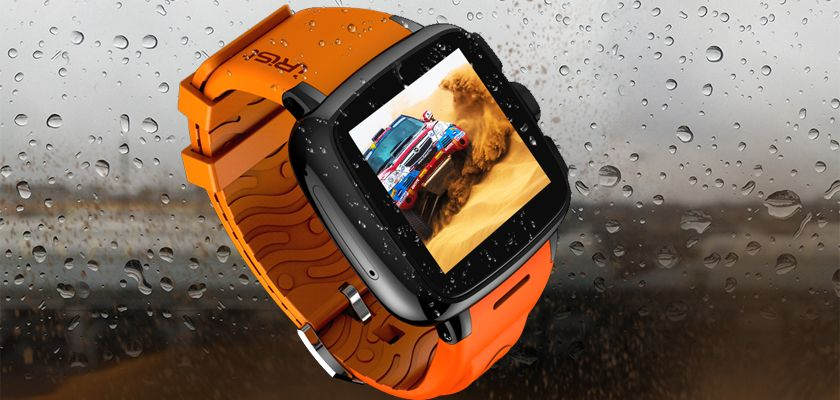 Intex iRist watchphone