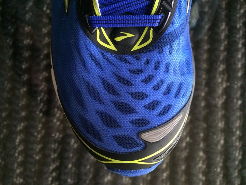 Review Brooks Trascend 3