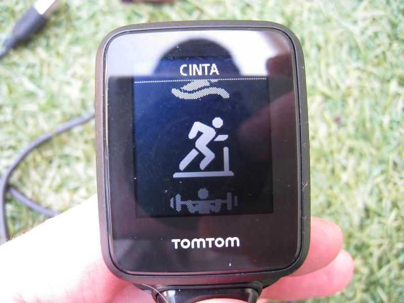 tom tom Runner 2 Cardio Music