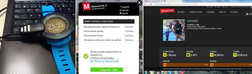 Review Suunto Ambit3 Vertical: «Vive la experiencia vertical»