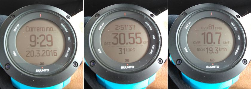 Review Suunto Ambit3 Vertical: «Vive la experiencia vertical»